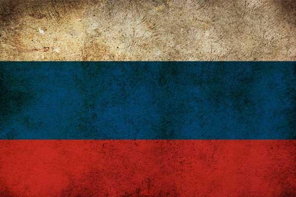 پرچم روسیه