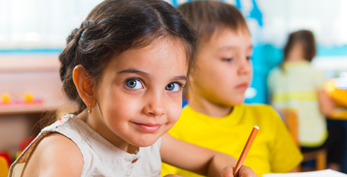 کلاس کودکان نیروانا