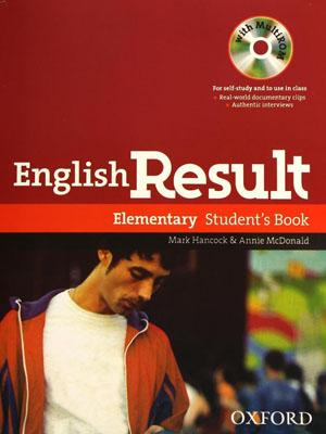 Englisg Result 1